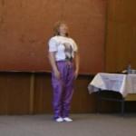 Космический танец исполняет Алейла
