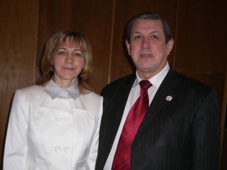 Алейла и Василий Сенченко