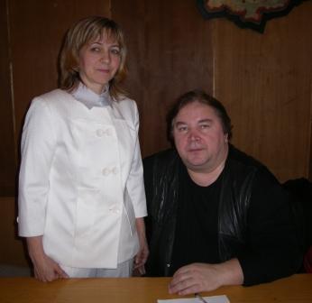 """Алейла и Sivers (интернет-радио """"Малдена"""")"""